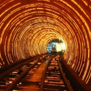 Bund Sightseeing Tunnel – Шангај, Кина