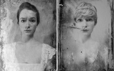 16-годишна девојка патува низ времето со помош на фотографии
