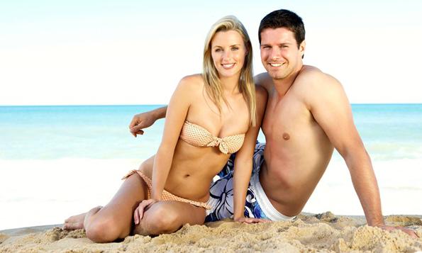 5 видови на храна до одлично тело за на плажа