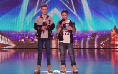 """Две момчиња ја добија највисоката пофалба од Сајмон на шоуто """"Britain's Got Talent"""""""