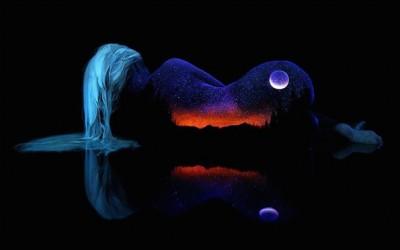 Пејсажи од соништата нацртани на женското тело