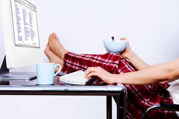 Како да бидете попродуктивни ако работите од дома?