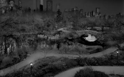 Застрашувачко прекрасни фотографии од Централ Парк навечер