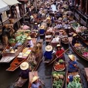 Зелен и Бит пазар во азиски стил