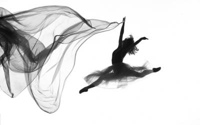 Динамични фотографии ја покажуваат грациозноста на танчерите