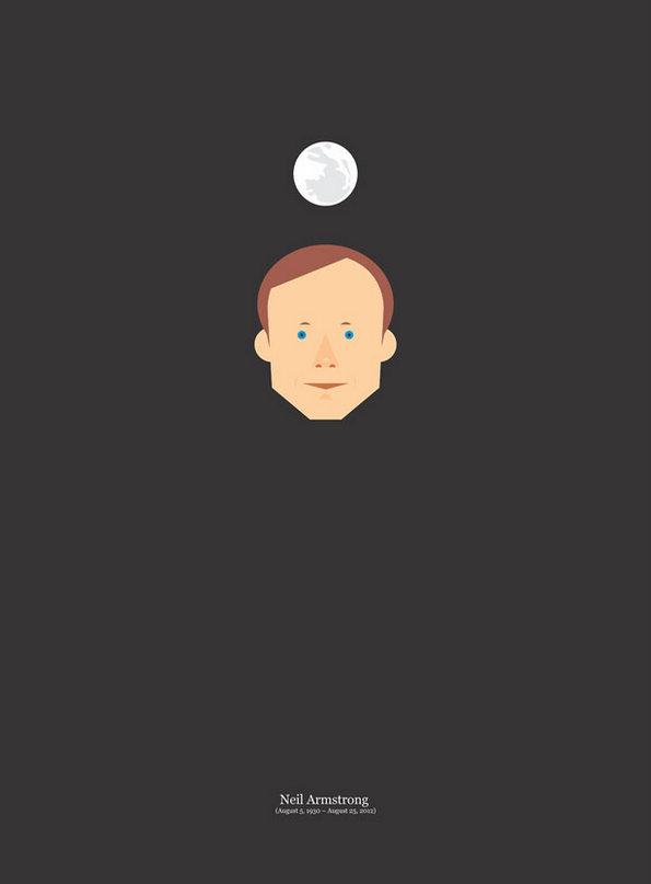 Нил Армстронг (05.08.1930 - 25.08.2012)