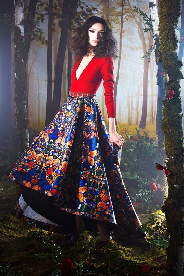 Магична модна колекција која ќе ве одведе во светот на бајките