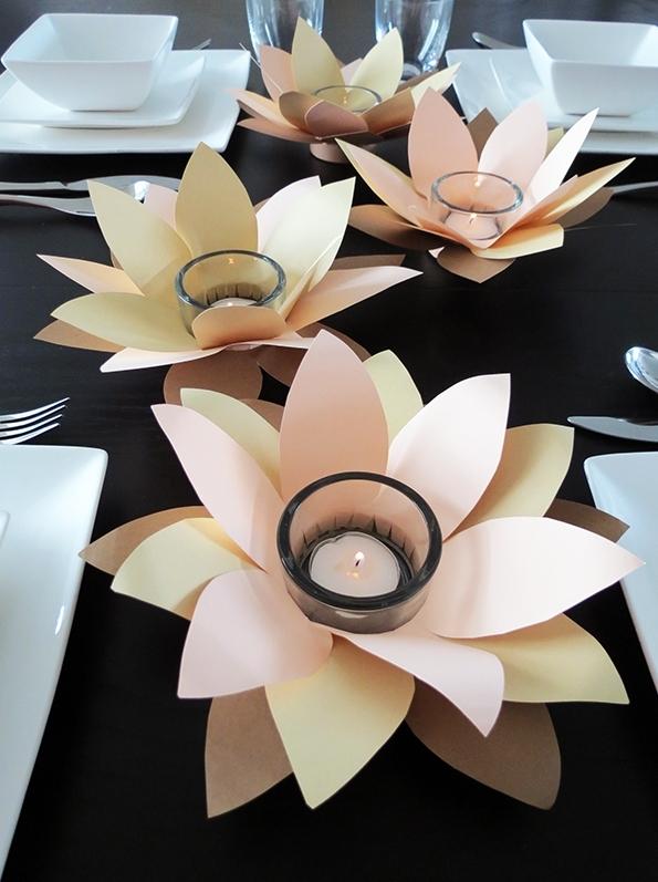 Направете сами цветни украси за свеќи за пријатен амбиент