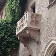 Терасата на Јулија во Верона