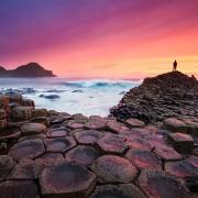 Плажата Џиновскиот гребен во Ирска (1)