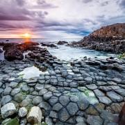 Плажата Џиновскиот гребен во Ирска (2)