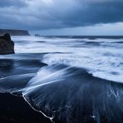 Плажата Вик, Исланд