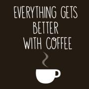 Сè станува подобро со кафе