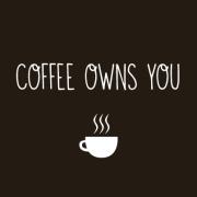 Кафето те поседува