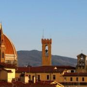 Поглед од некој прозорец во Фиренца