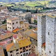Сан Џимињано, Тоскана