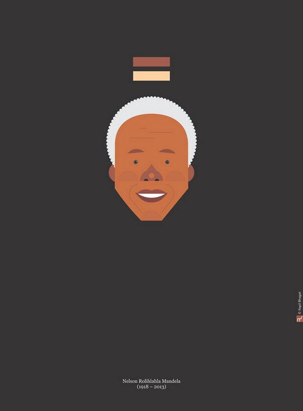 Нелсон Мандела (1918 - 2013)