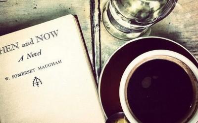 Фотографии кои покажуваат дека кафето и книгата се најдобра комбинација