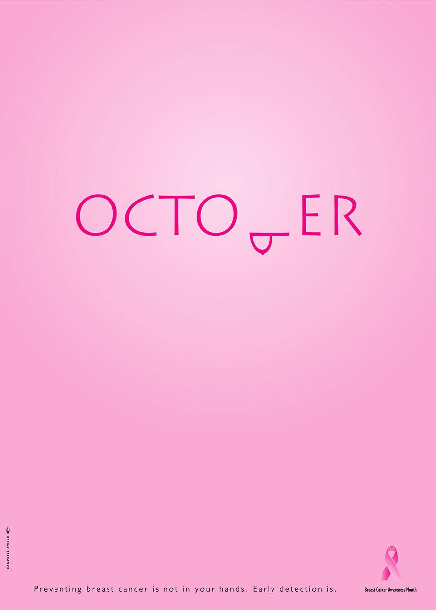 Октомври: месец на свеста за ракот на дојката