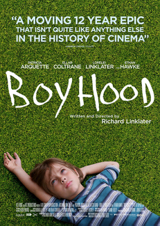 Филм: Момчештво (Boyhood)