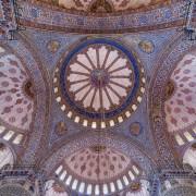 Џамијата Султан Ахмед, позната и како Сина џамија, Истанбул