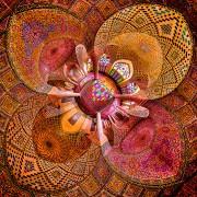 Повторно Насир Ал-Мулк во Шираз, Иран
