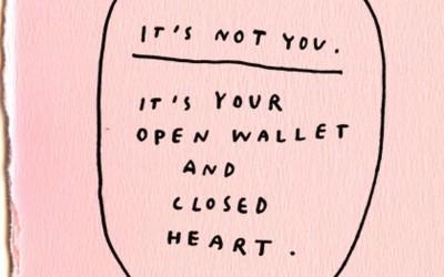 Брутално искрени картички кои зборуваат за болката и радоста на вљубувањето