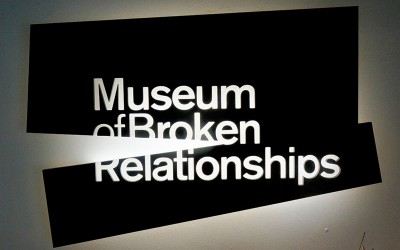 Најчудните предмети од Музејот на прекинати врски во Загреб, Хрватска