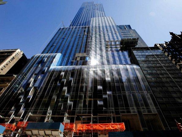 Ѕирнете во еден пентхаус од зградата со најскапи станови во светот