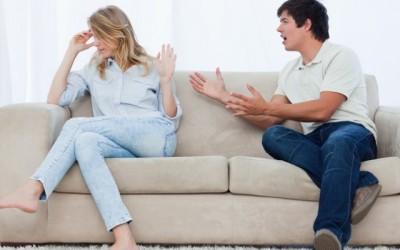 Која е најчестата причина за несогласувања помеѓу партнерите?