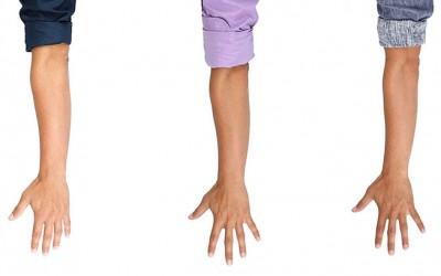 Како правилно да ги засукате ракавите на кошулата?
