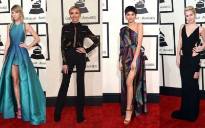 Греми 2015: Модата на црвениот тепих