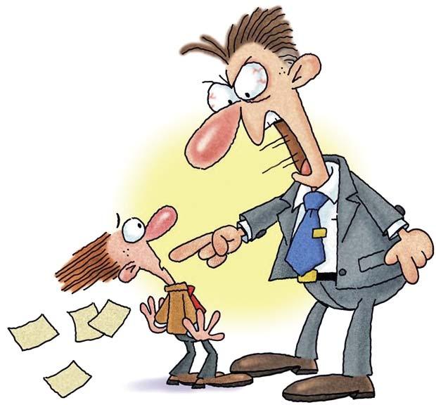 6 знаци дека шефот ви спрема отказ од работа