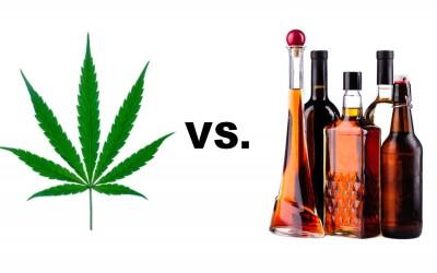 Алкохолот и цигарите ќе ве убијат побргу од марихуаната