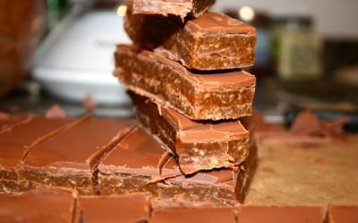 Вкусни и здрави штангли од карамела без шеќер