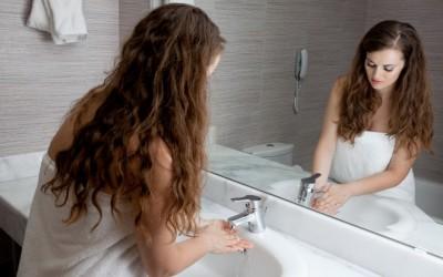 Дали го сушите вашето чисто тело со нечист пешкир?