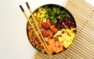 Виножито: Освежителна и вкусна зимска салата