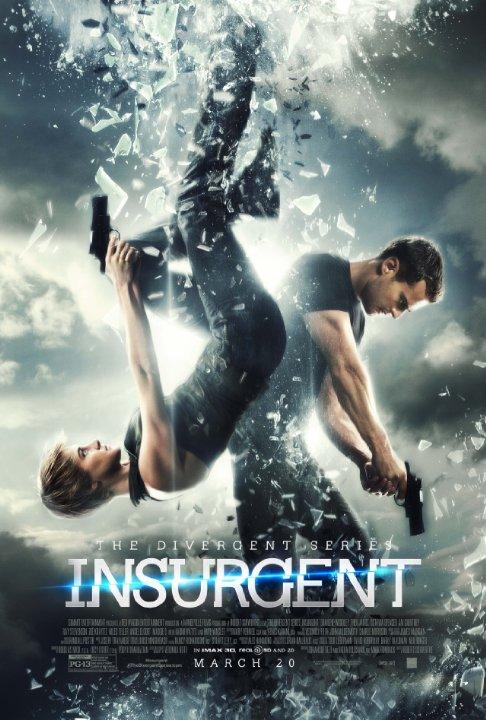 (1) Филм: Побунети (Insurgent)