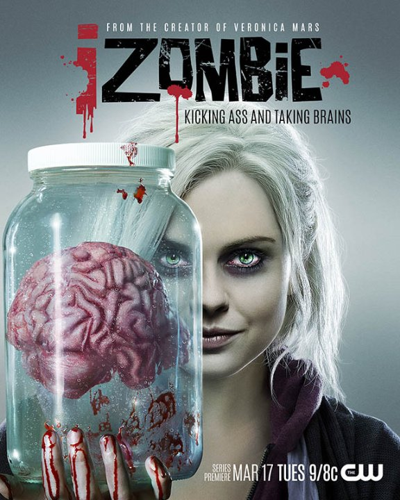 (1) ТВ серија: Јас зомби (iZombie)