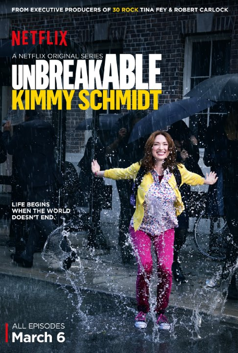 (1) ТВ серија: Нескршливата Кими Шмит (Unbreakable Kimmy Schmidt)