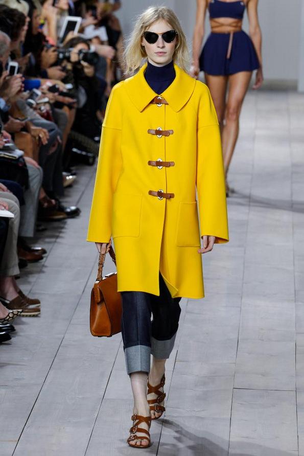 Michael Kors - Runway - Mercedes-Benz Fashion Week Spring 2015