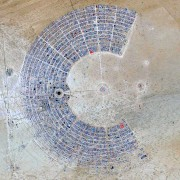 "16. Фестивалот ""Burning Man"" – Невада, САД"