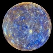 Најбистрата слика од Меркур