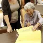100-годишна професорка по математика која сè уште им предава на деца од основно