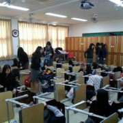 Учениците се пошегувале со професорката за 1 Април...