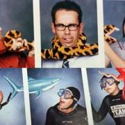 Тројца професори кои секоја година смислуваат нешто забавно за фотографиите во алманахот
