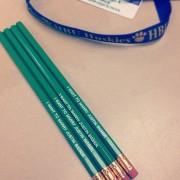 На оваа професорка ѝ здодеало учениците да ѝ ги крадат моливите