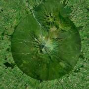 8. Таранаки планина – Северен остров, Нов Зеланд