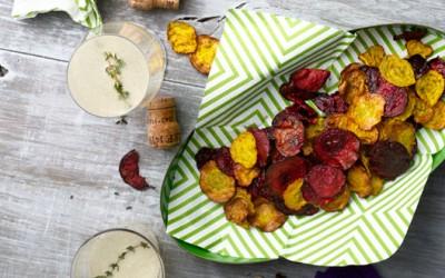 5 рецепти за здрав домашен чипс од зеленчук