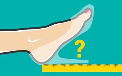 Која е идеалната висина на потпетици за вас?